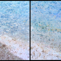 "Triptych ""Transparency"""
