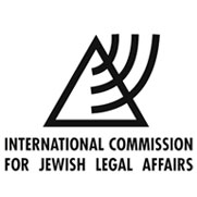 international commission for jewish legal affairs logo