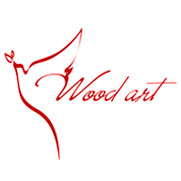 wood art logo